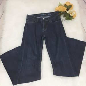 7 For All Mankind Flare Ginger Jeans Sz. 26